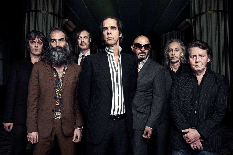 Nick Cave & The Bad Seeds zapowiadają nowe wydawnictwo