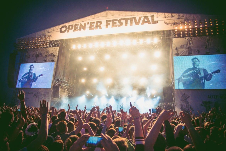 Open'er przedstawia ośmioro nowych wykonawców