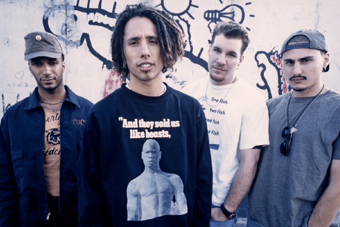 Nowe wydawnictwo Rage Against The Machine