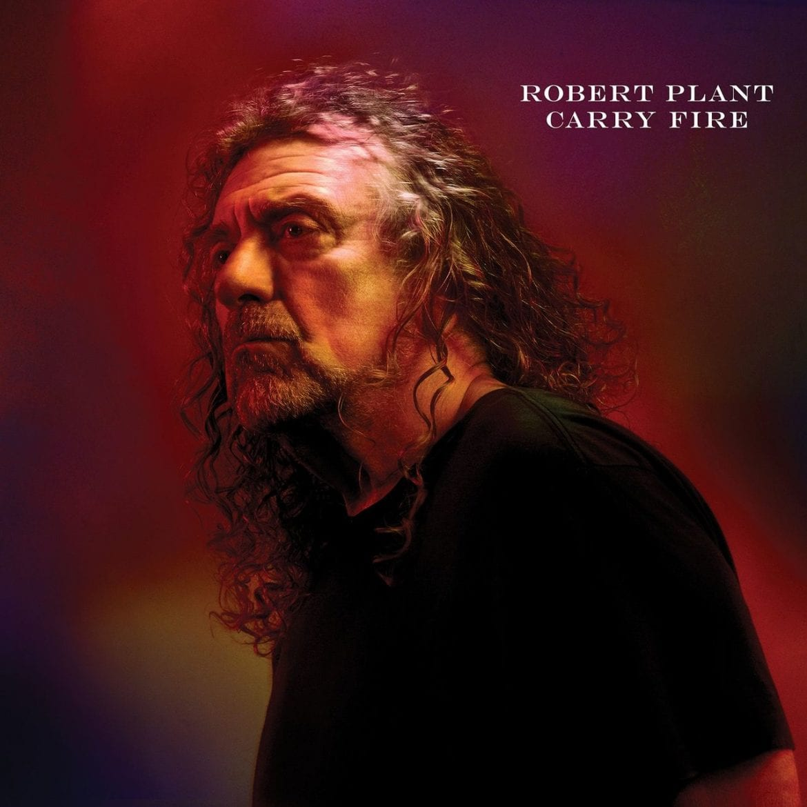 "Robert Plant – ""Carry Fire"""