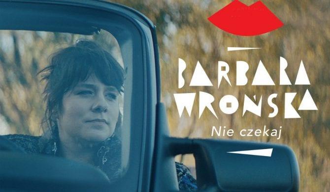 Barbara Wrońska z pierwszym solowym singlem