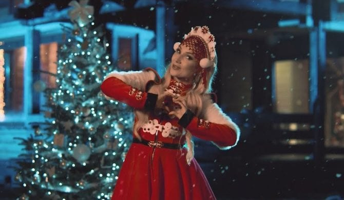Świąteczna piosenka Cleo (wideo)