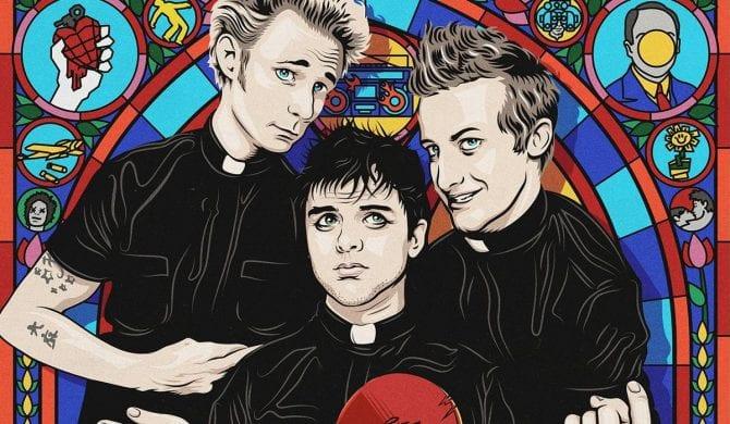 Green Day z nowym utworem i klipem