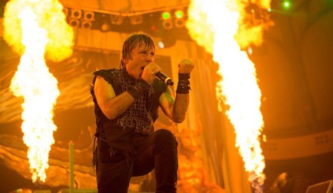 Iron Maiden przerwali koncert przez brutalność ochroniarzy