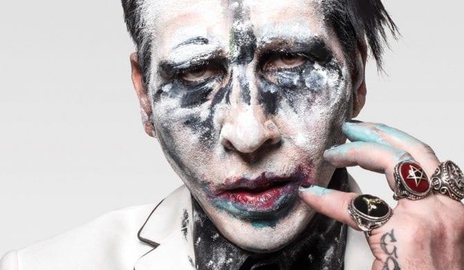 Wytwórnia zrywa kontrakt z Marilynem Mansonem po oskarżeniach o maltretowanie