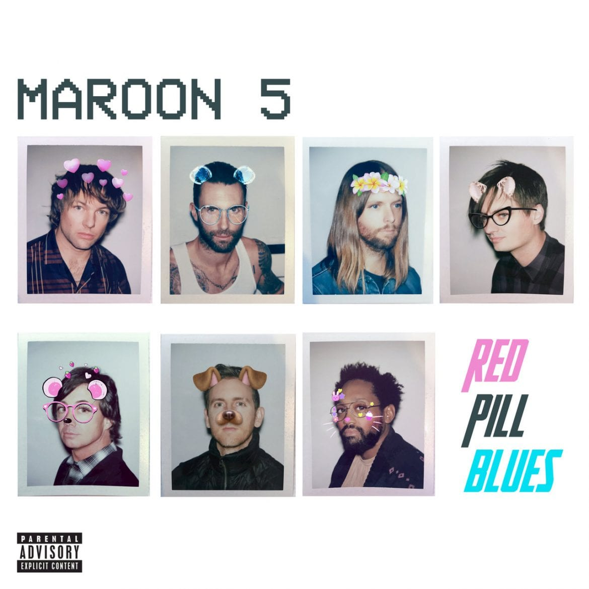 "Maroon 5 – ""Red Pill Blues"""