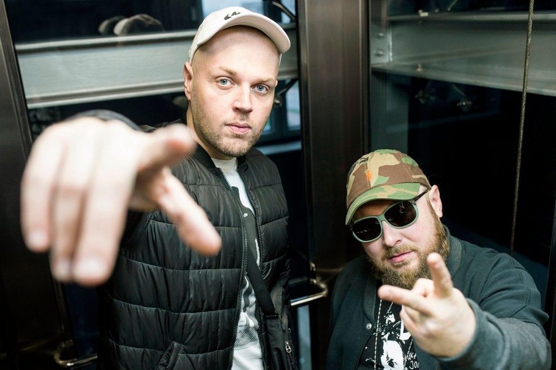 """Bob One & Bas Tajpanz singlem """"Wyżej"""" (wideo)"""