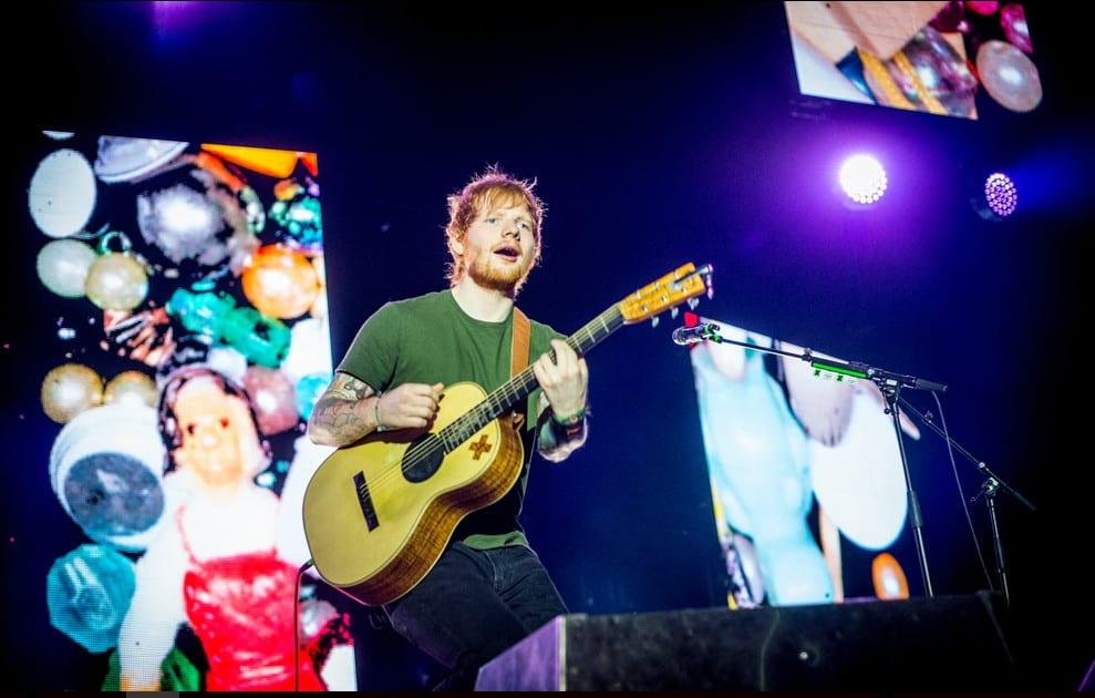 Ed Sheeran chwali polski zespół