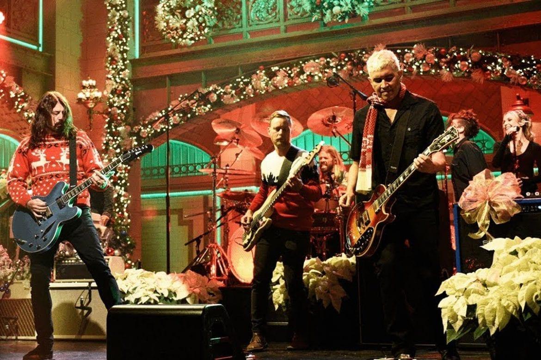 "Foo Fighters na scenie ""Saturday Night Live"""