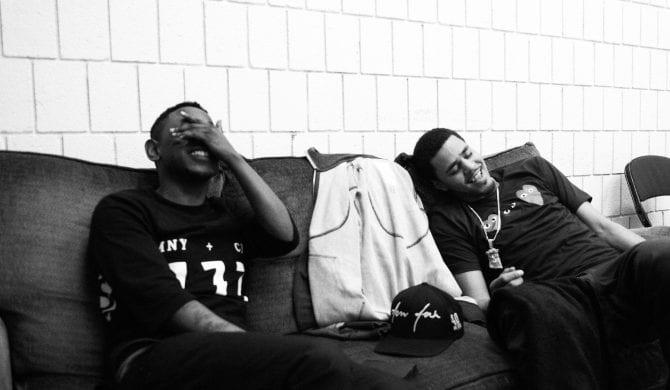 Kendrick Lamar i J. Cole we wspólnym utworze
