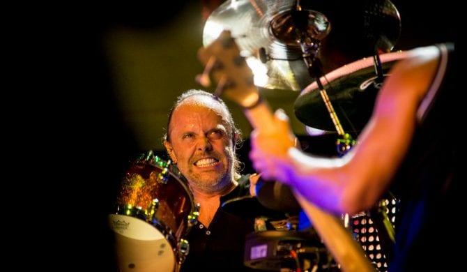 Lars Ulrich wskazał ulubione okładki płyt Metalliki
