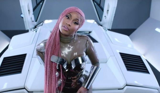 Nicki Minaj mówi kogo powinniście słuchać