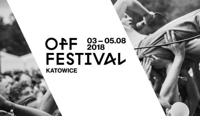 OFF Festival ogłasza pierwsze gwiazdy