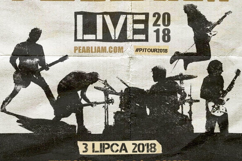 To już pewne: Pearl Jam w 2018 w Polsce