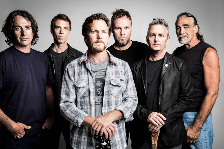 Pearl Jam z członkami RHCP na jednej scenie