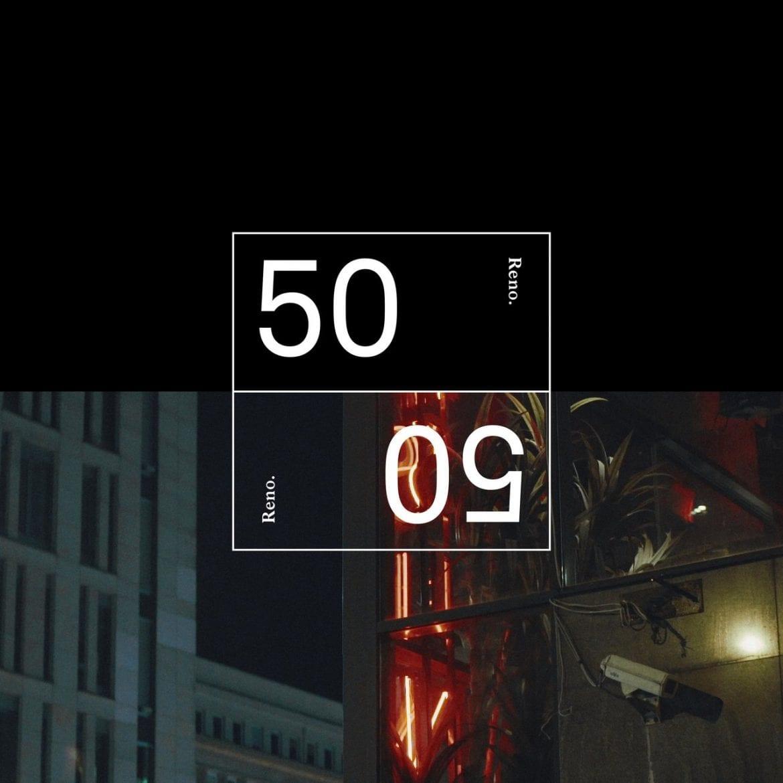 "Reno – ""50/50"""