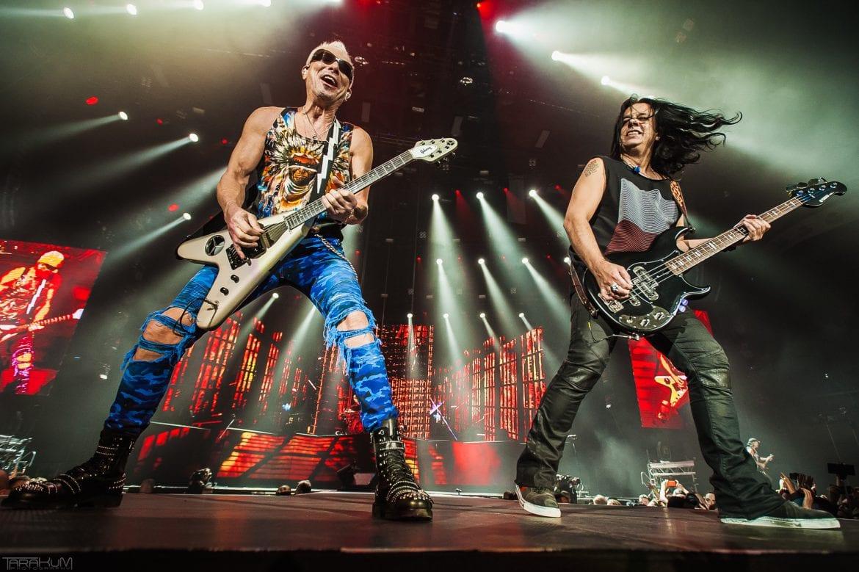 Magiczny wieczór ze Scorpions na zdjęciach