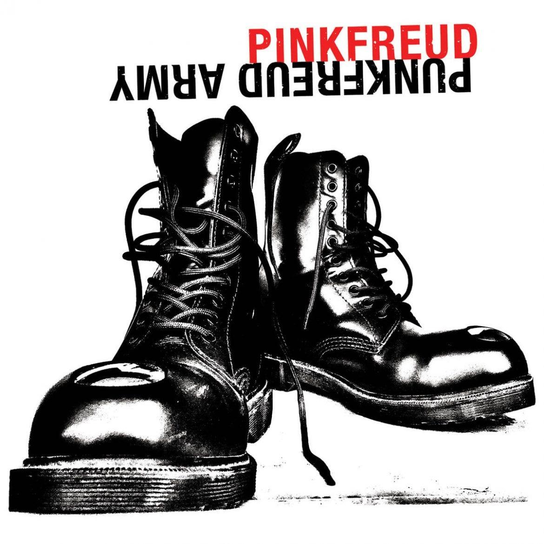 """Pink Freud – """"PunkFreud Army"""""""