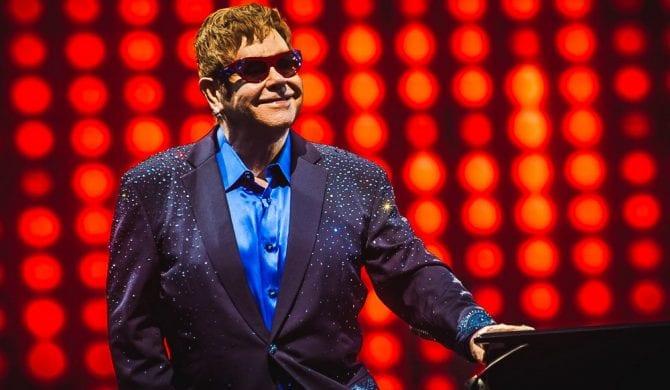 Elton John z ważną nagrodą za zasługi
