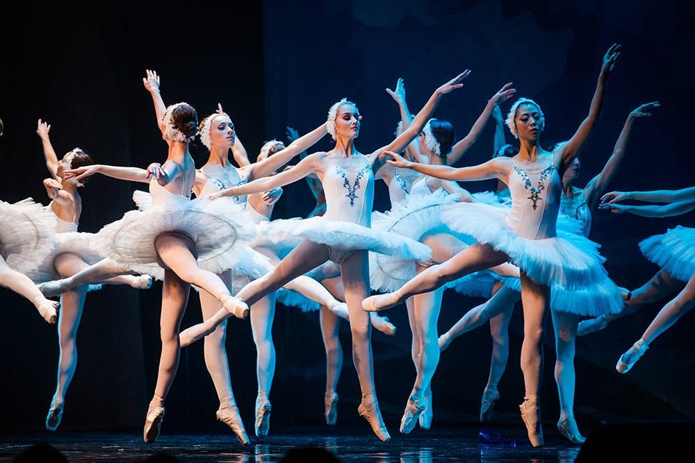 Rosyjscy mistrzowie baletu wystąpią w ośmiu miastach