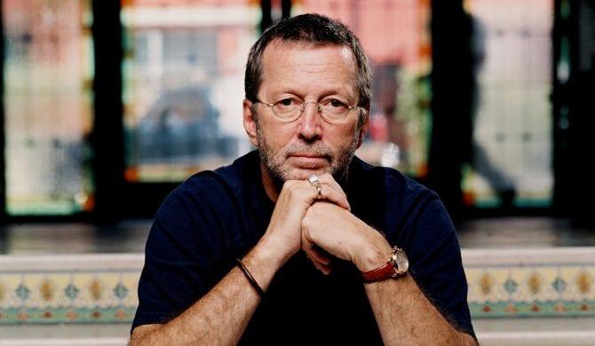 Eric Clapton przeprasza za rasistowskie wypowiedzi sprzed lat