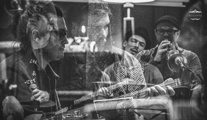 Eskaubei & Tomek Nowak Quartet znowu w trasie