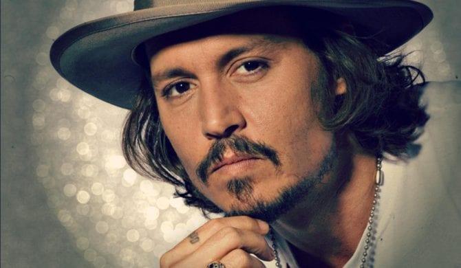 Johnny Depp zasili szeregi Marilyn Manson?