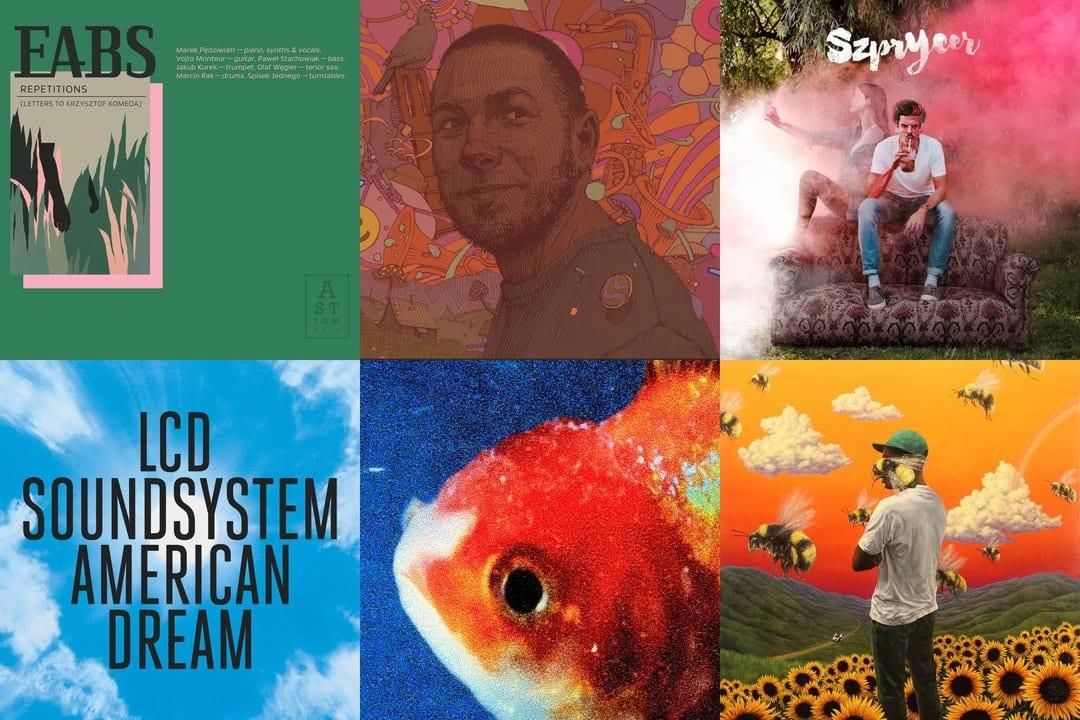 Podsumowujemy 2017: najlepsze płyty