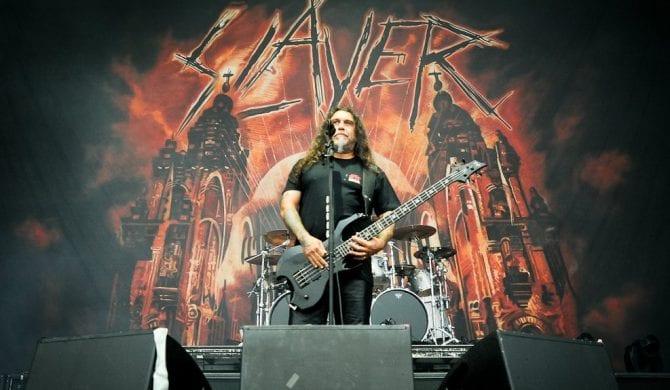 Slayer żegna się ze sceną
