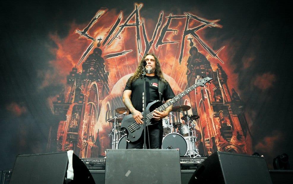 Slayer na pożegnalnym koncercie w Polsce
