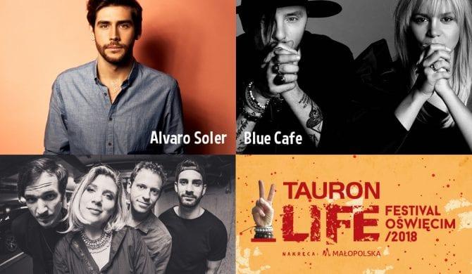 Alvaro Soler, Blue Cafe i Vera Jonas na TLFO