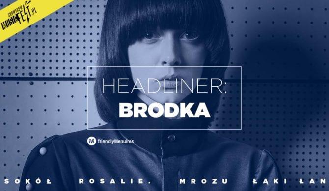 Brodka headlinerem SnowShow Music Festu