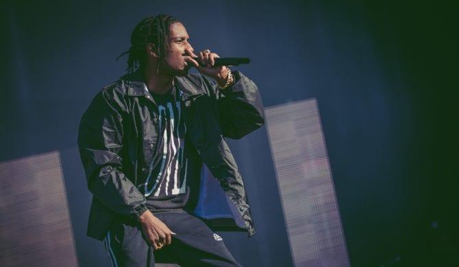 A$AP Rocky przyjeżdża do Polski