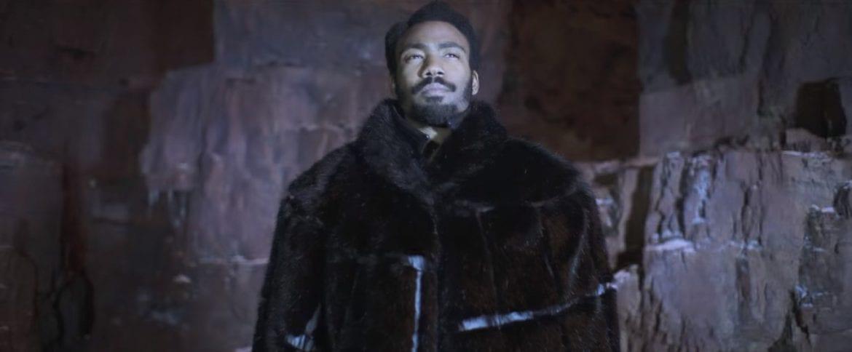 """Donald Glover w wyczekiwanym zwiastunie """"Solo"""""""