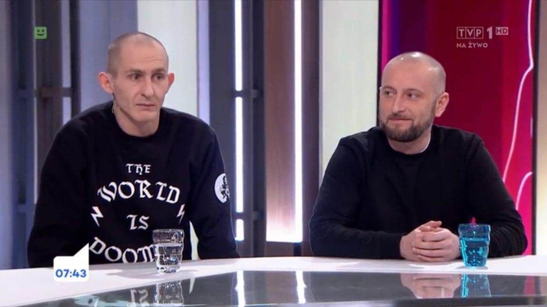 """Eldo i Małpa w """"Dzień dobry Polsko"""" w TVP (wideo)"""