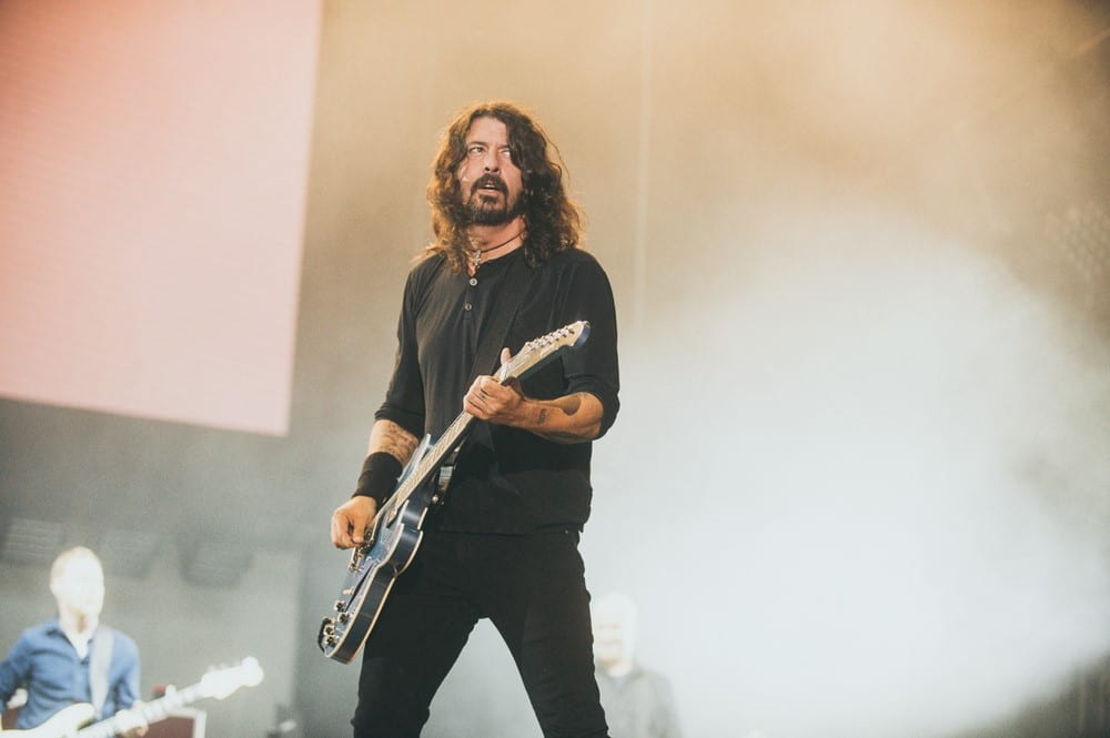 Foo Fighters wydali nową epkę