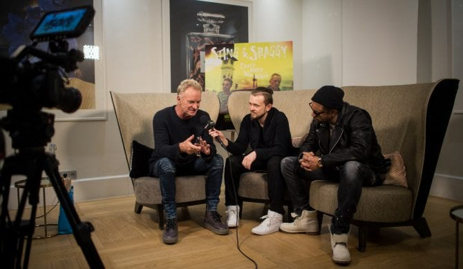 Sting i Shaggy zagrają w Polskim Radiu