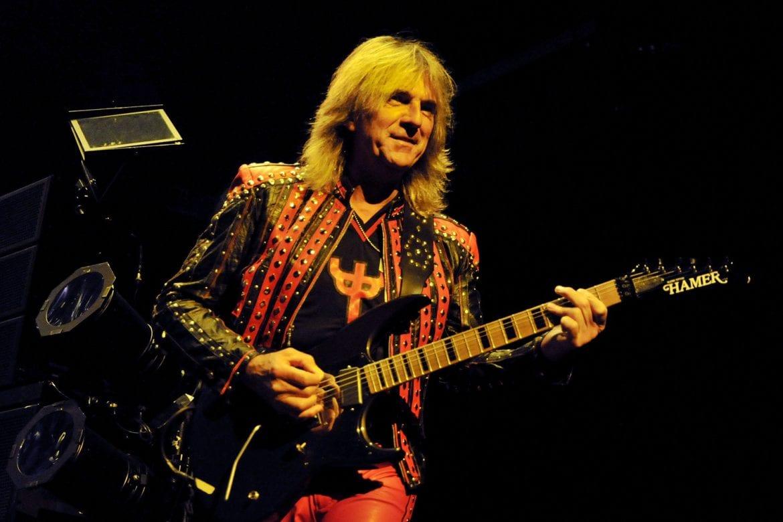 Glenn Tipton z Judas Priest o walce z Parkinsonem