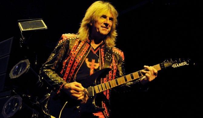 Gitarzysta Judas Priest ciężko chory