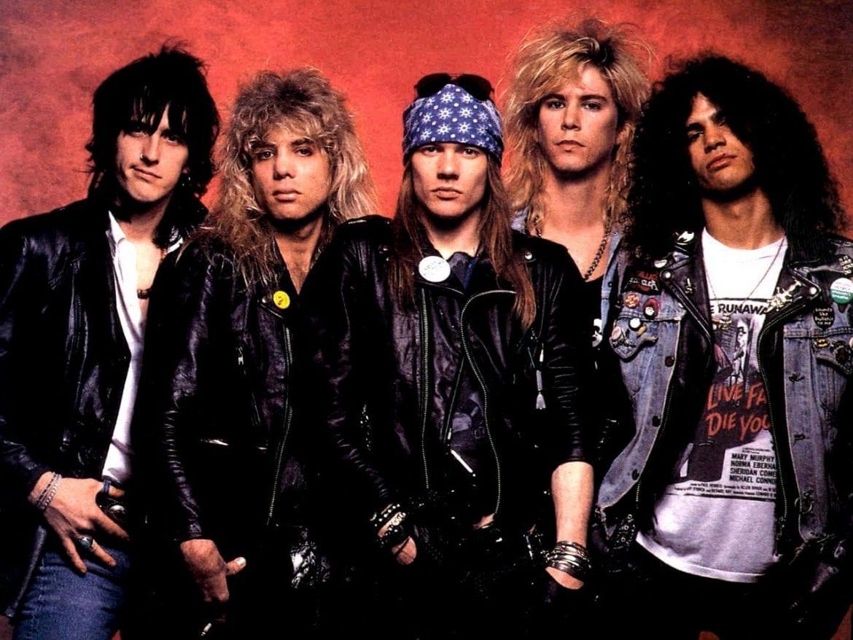 Izzy Stradlin wyjaśnił, dlaczego nie ma go w Guns N' Roses