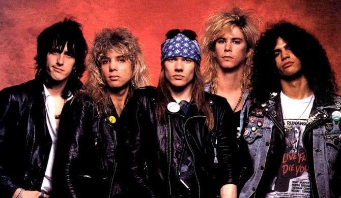 Guns N' Roses powrócą w najsłynniejszym składzie?