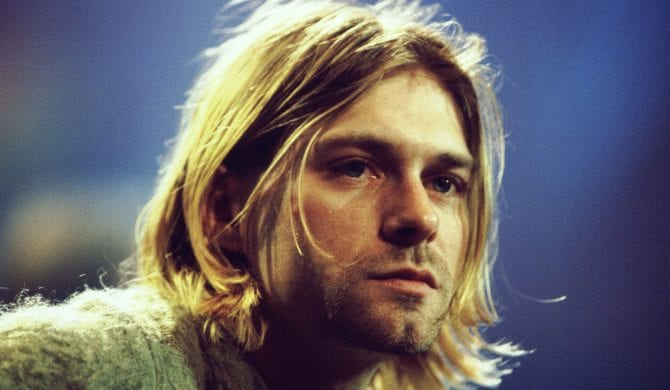 Czek za tantiemy Kurta Cobaina odnaleziony po niemal 30 latach