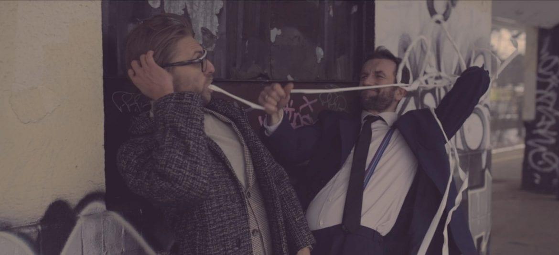 "L.U.C., Bovska i Tomasz Kot w teledysku do ""Kompromisów"""