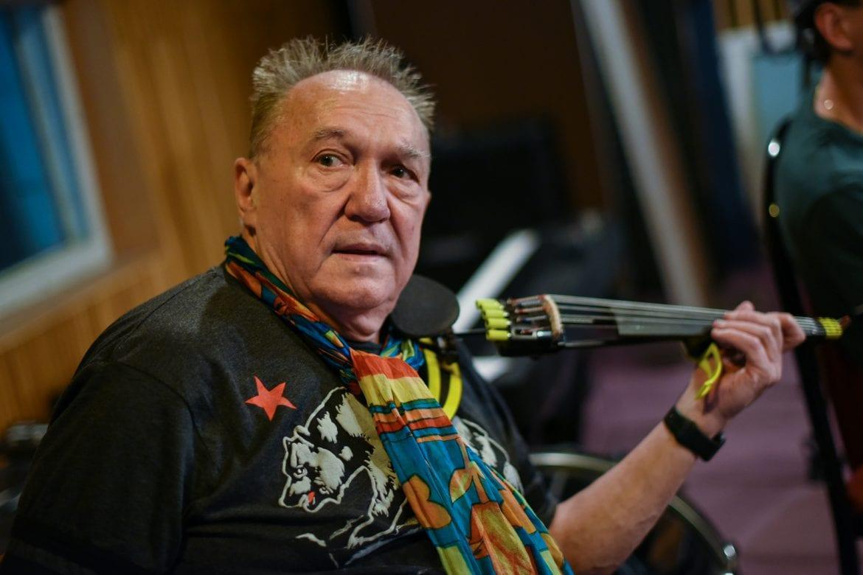 Michał Urbaniak o rodzimej scenie rapowej i korzeniach jazzu