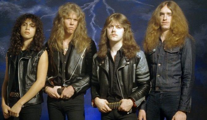 Metallica głęboko sięga do archiwum. Grupa publikuje koncert z początków kariery