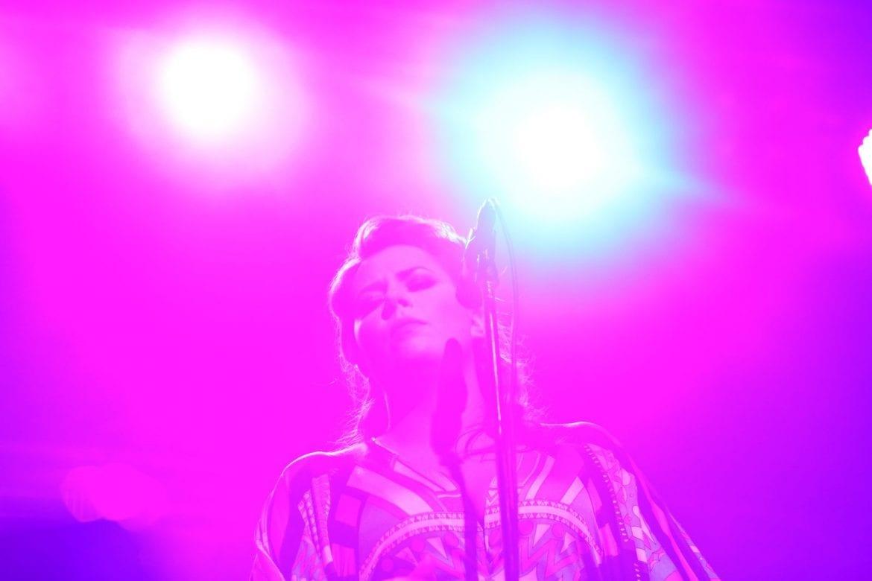 Monika Borzym zaśpiewa piosenki Radiohead