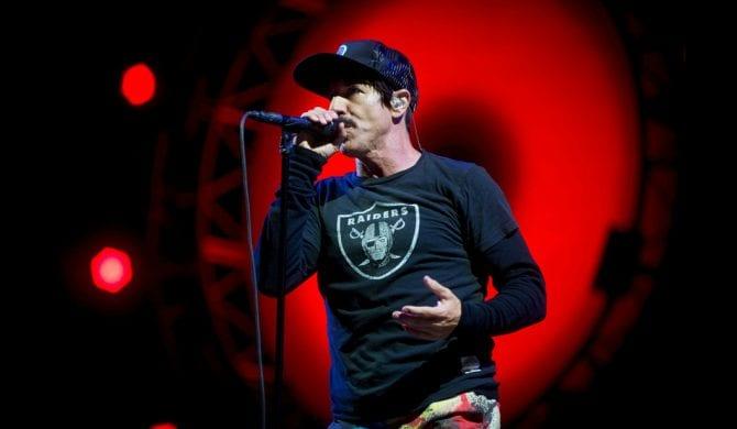 Red Hot Chili Peppers zagrali pod piramidami. Zobacz zapis występu