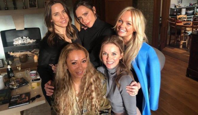 Spice Girls ponownie razem