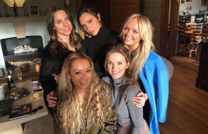 Mel B chce powrotu Spice Girls