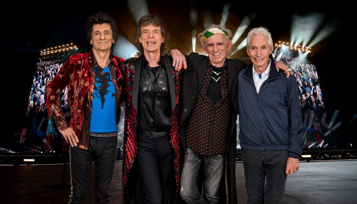 The Rolling Stones z serią koncertów na YouTube